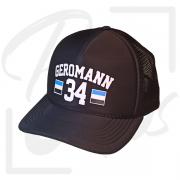 Boné trucker personalizado - Geromann