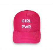Boné trucker personalizado - GIRL PWR