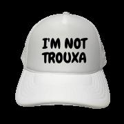 Boné trucker personalizado - I'M NOT TROUXA