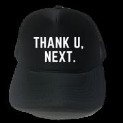 Boné trucker personalizado - THANK U NEXT