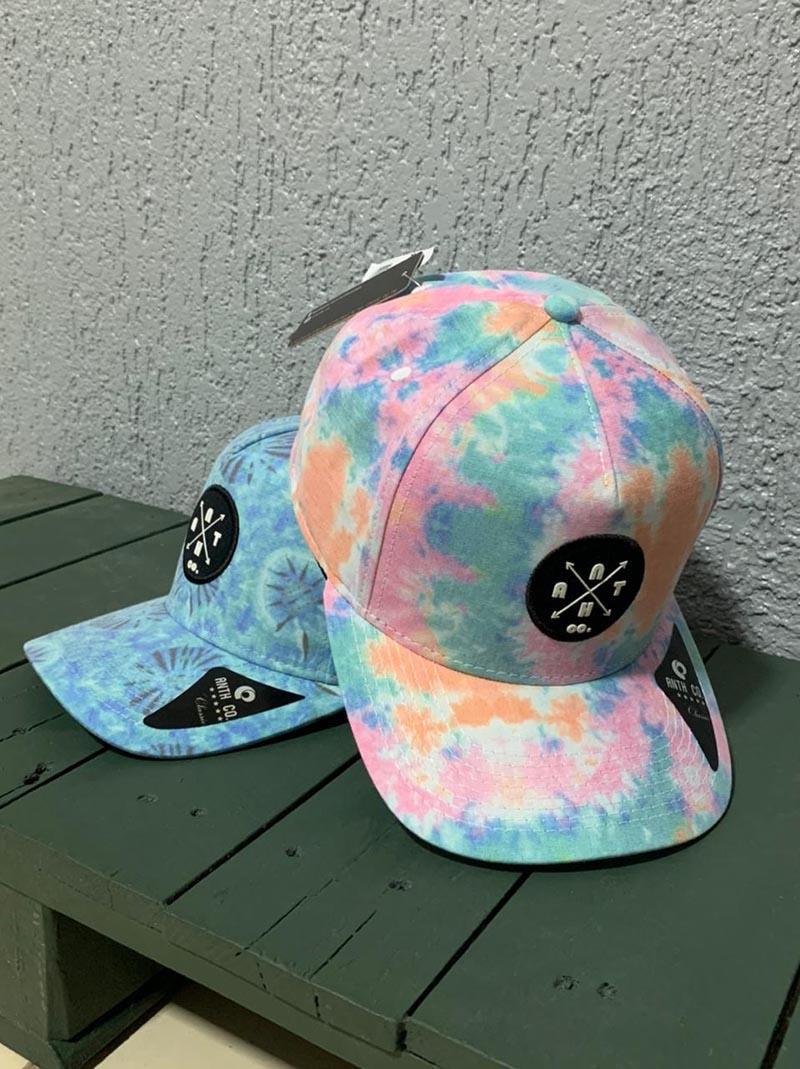 Boné Tie Dye
