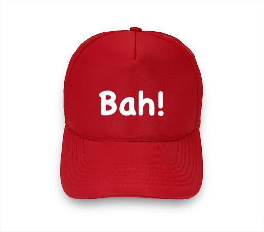 Boné trucker personalizado - BAH!