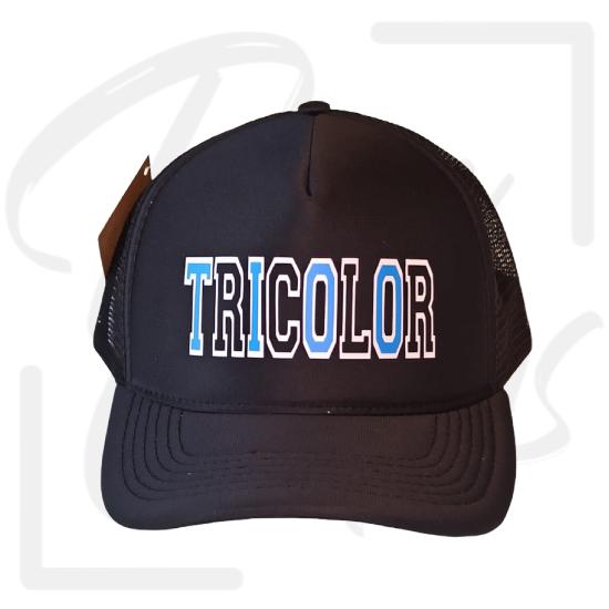 Boné Trucker Personalizado - Tricolor