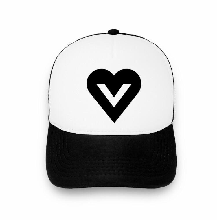Boné trucker personalizado - Vegan 1