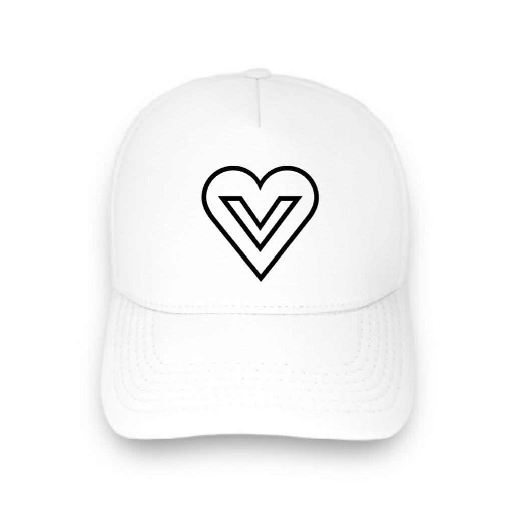 Boné trucker personalizado - Vegan 2