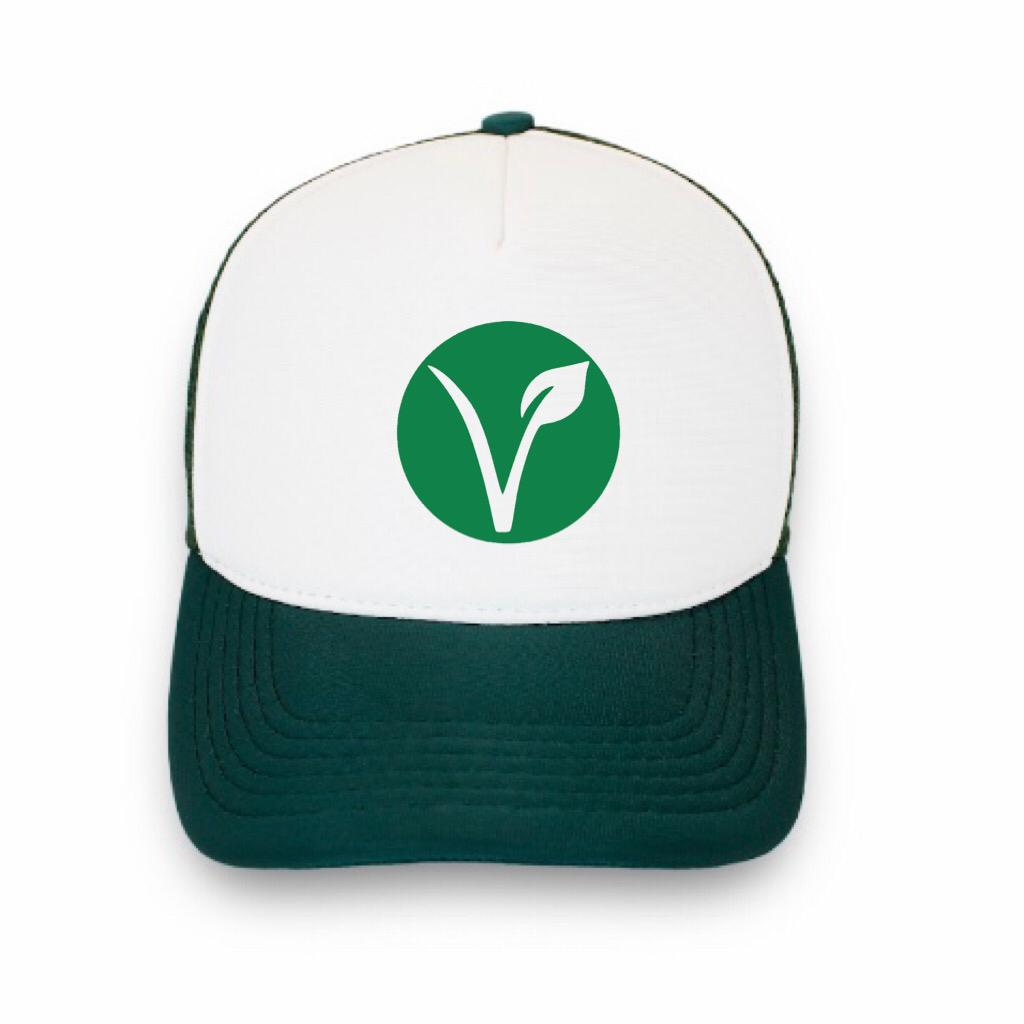 Boné trucker personalizado - Vegan 4