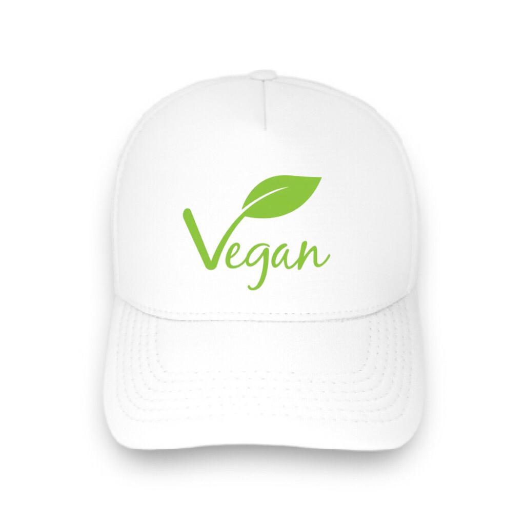 Boné trucker personalizado - Vegan 5
