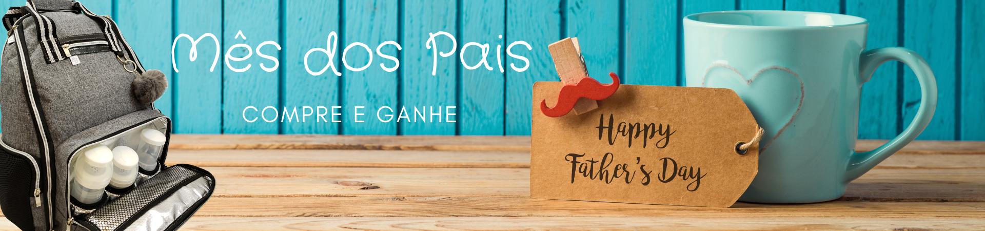 Promoção Compre e Ganhe - Dias doa Pais 1