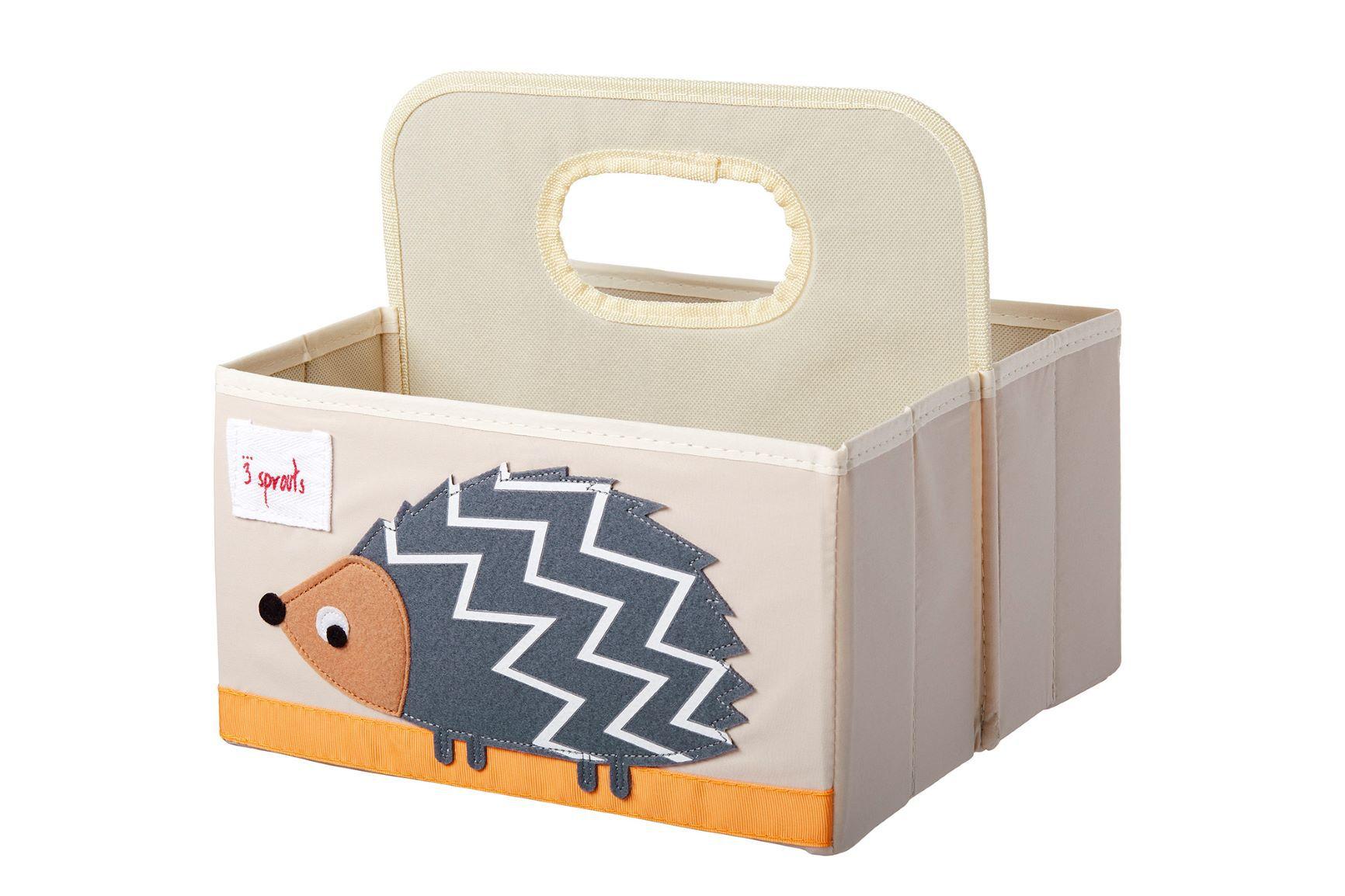 Organizador de Fraldas - Porco Espinho - 3 Sprouts