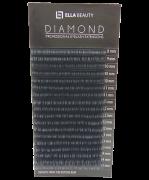 Cílios Diamond Fio a Fio Slim Ellipse 0.20 D