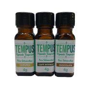 Kit Pigmento Temporário Tempus RB Kollors 4g - 03 cores