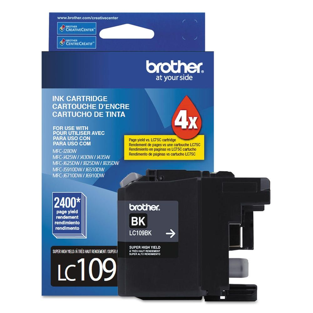 Cartucho de Tinta Ultra Rendimento Brother MFC J4310 Preto