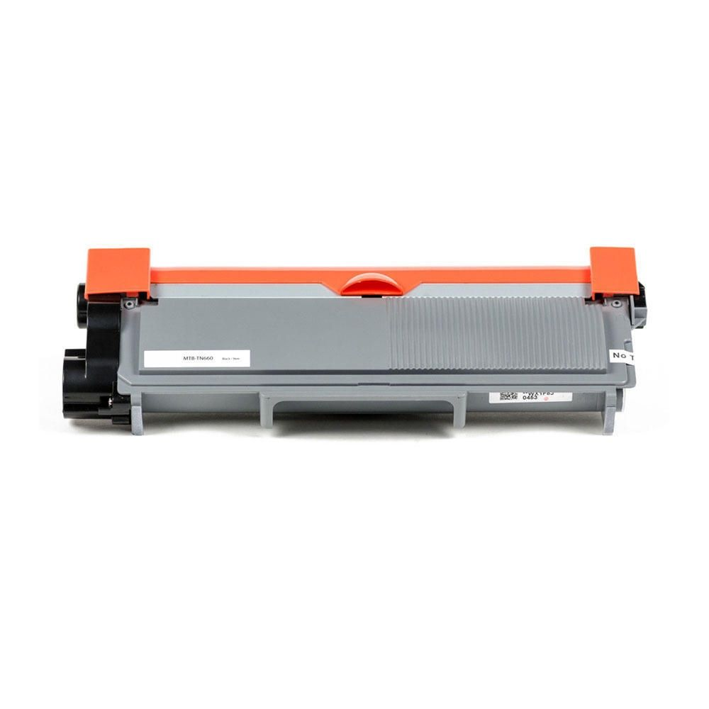 Cartucho de Toner Compatível Brother TN660