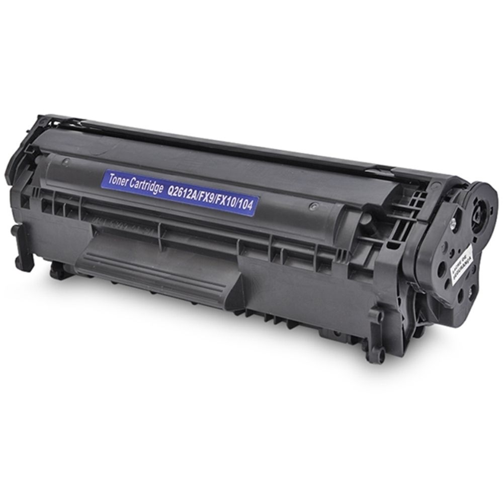 Cartucho de Toner Compatível HP12A Mono