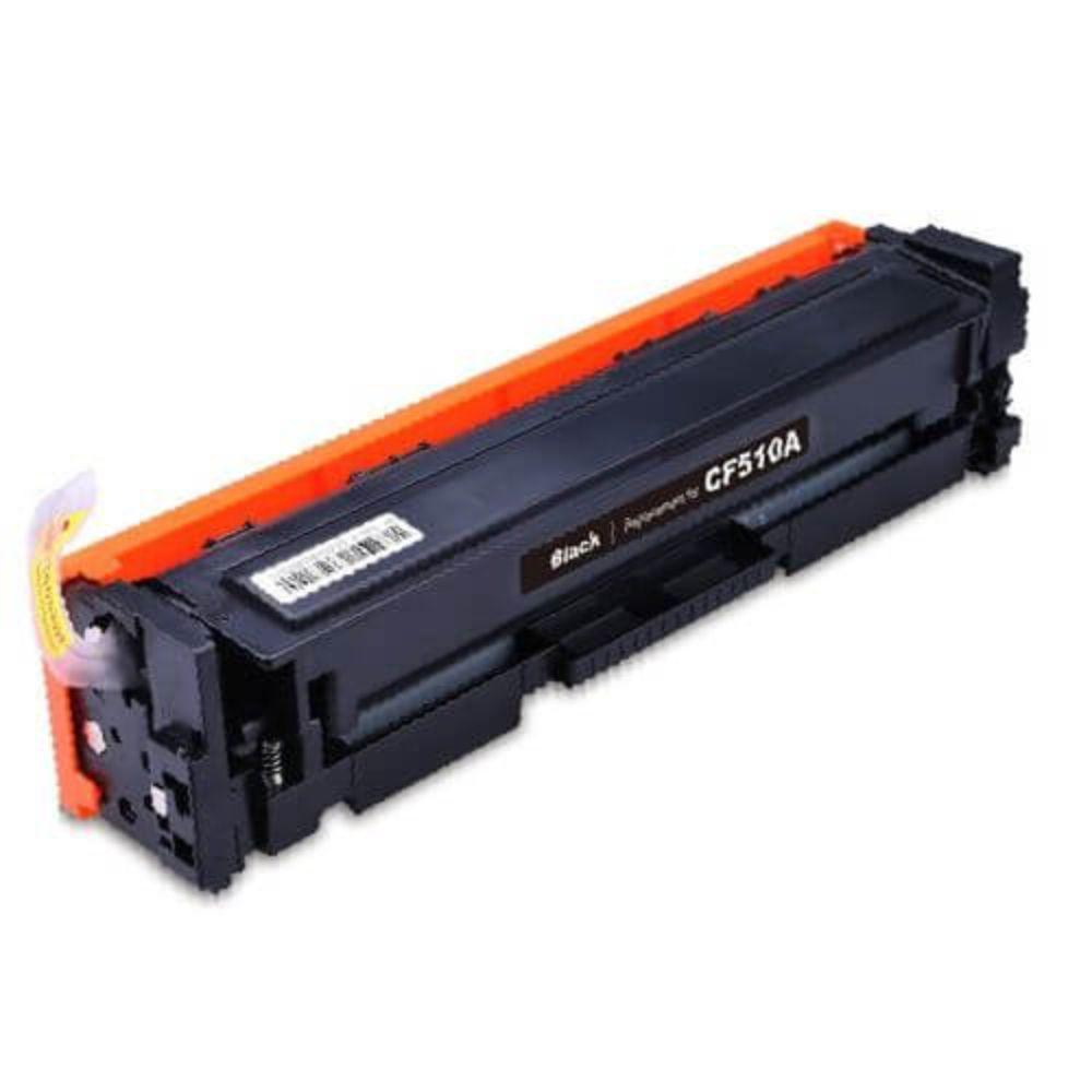 CARTUCHO DE TONER COMPATÍVEL HP CF510A / 530A PRETO