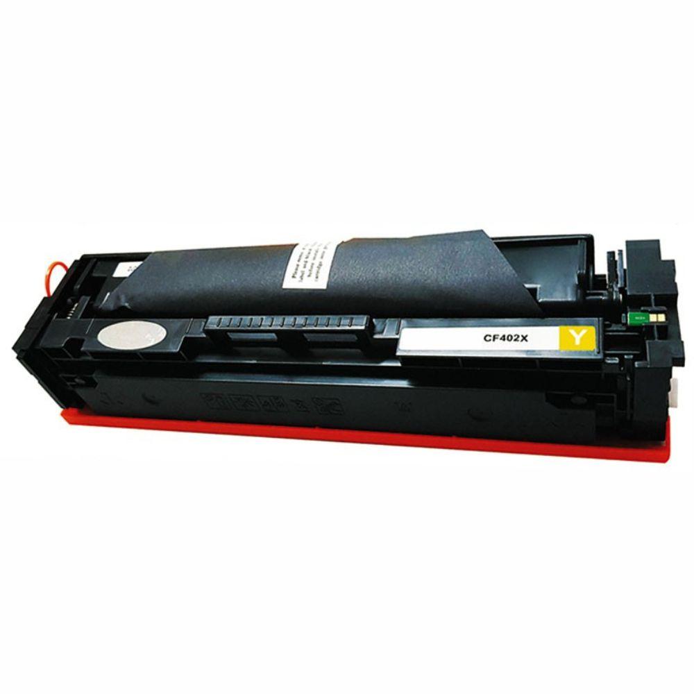 Cartucho de Toner Compatível HP M252/M277 Amarelo