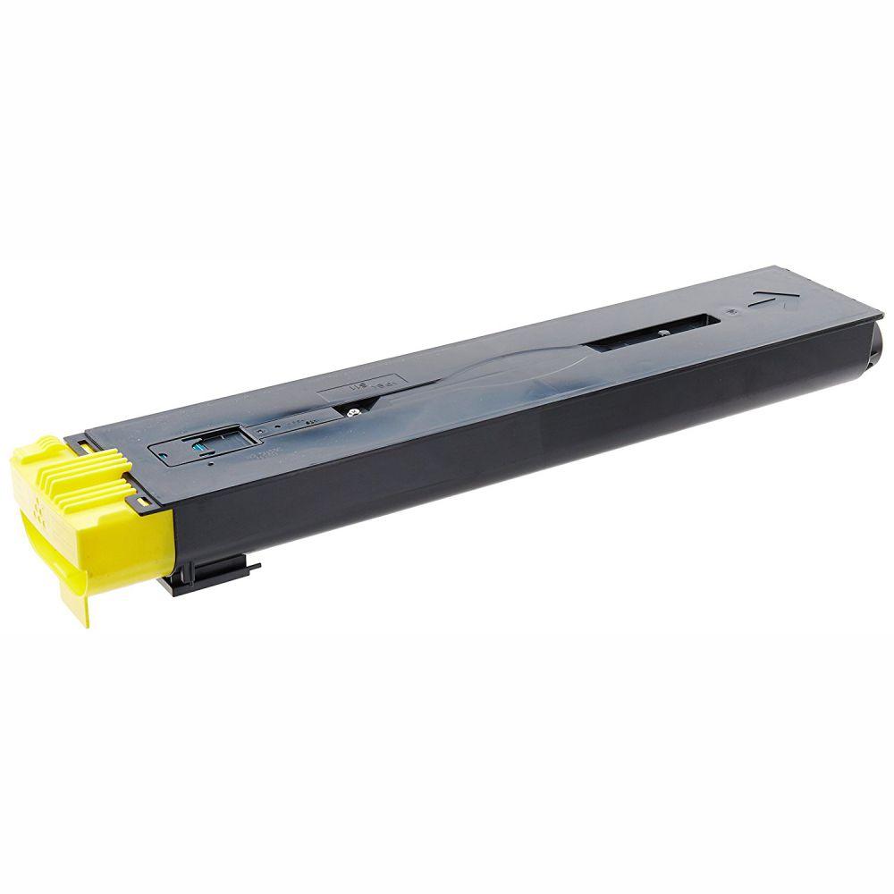 Cartucho de Toner Compatível Xerox DC240/250/7655/7665/7675 Amarelo
