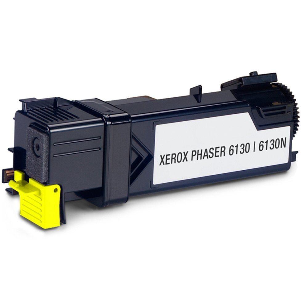 Cartucho de Toner Compatível Xerox Phaser 6130 Amarelo