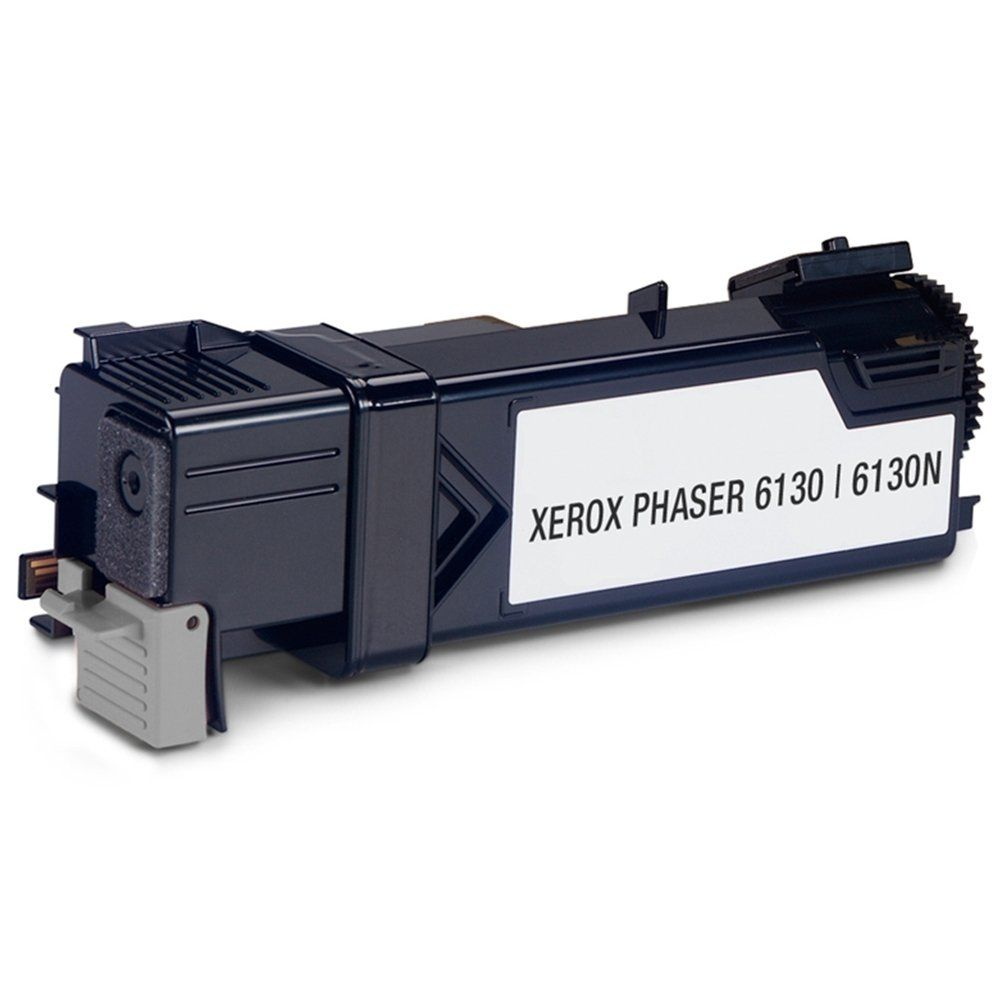 Cartucho de Toner Compatível Xerox Phaser 6130 Preto