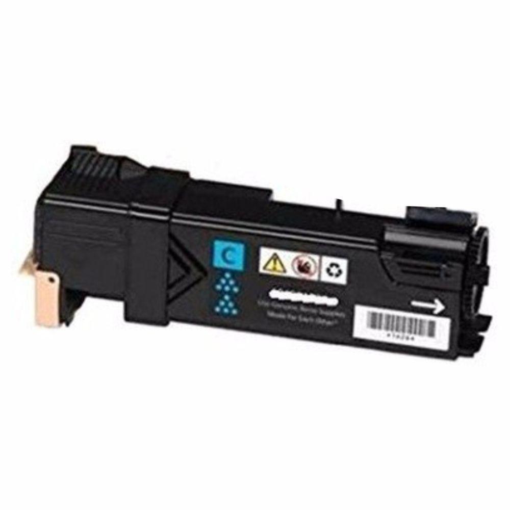 Cartucho de Toner Compatível Xerox Phaser 6500/6505 Cyan