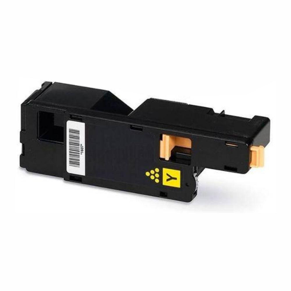 Cartucho de Toner Compatível Xerox WC6015B Amarelo