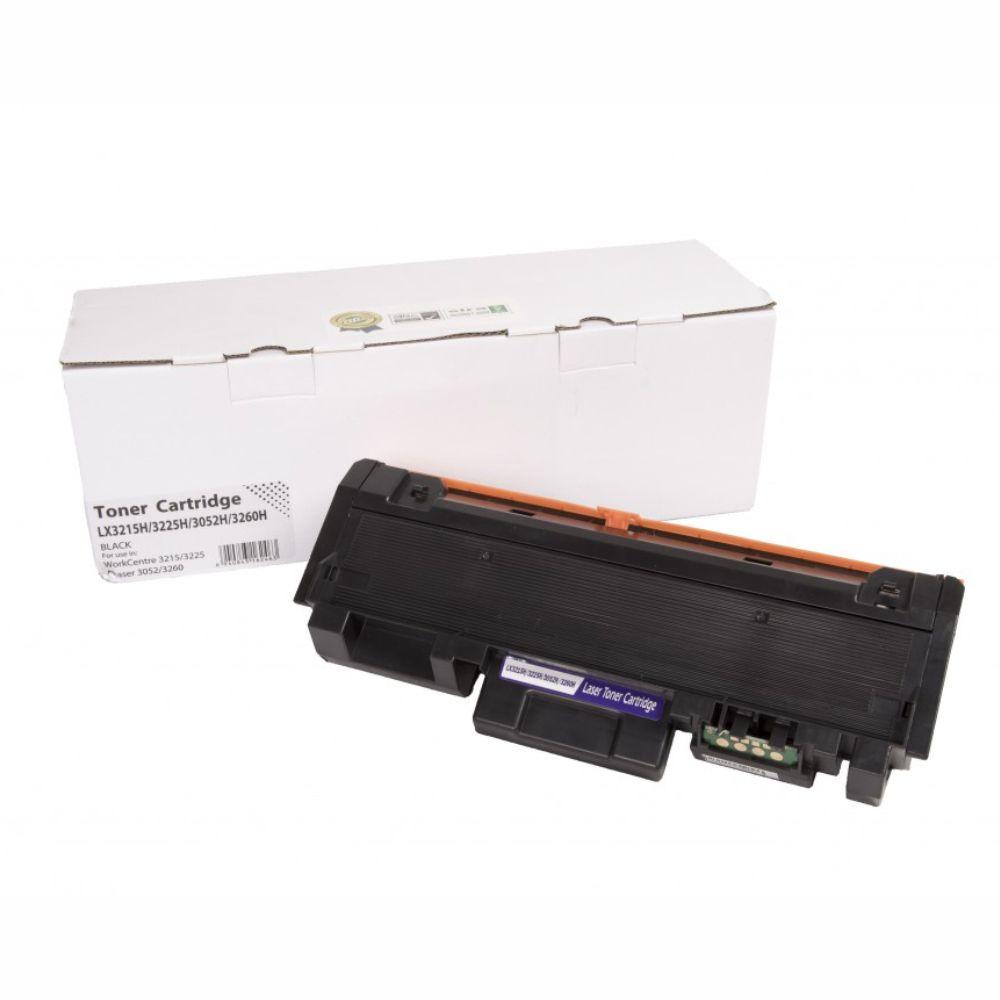 Cartucho de Toner Compatível Xerox WC 3052/3215/3225/3260