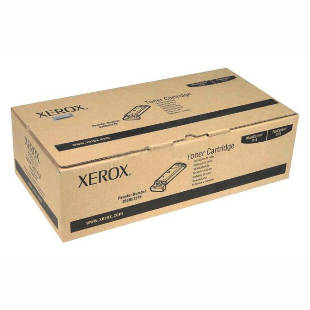 Cartucho de Toner Original Xerox WC4118 Mono