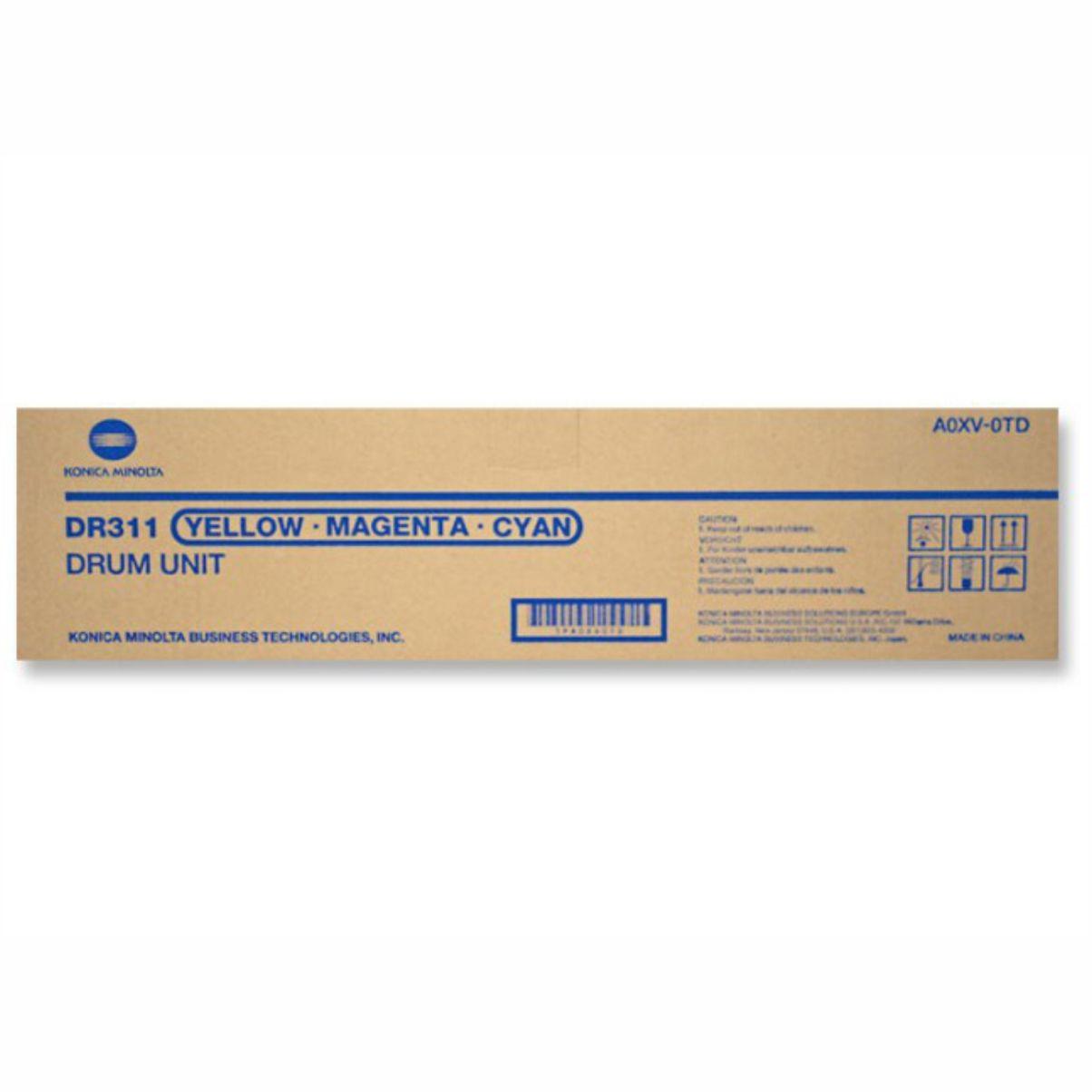 Cilindro Original Bizhub C360/C280/C220 Color