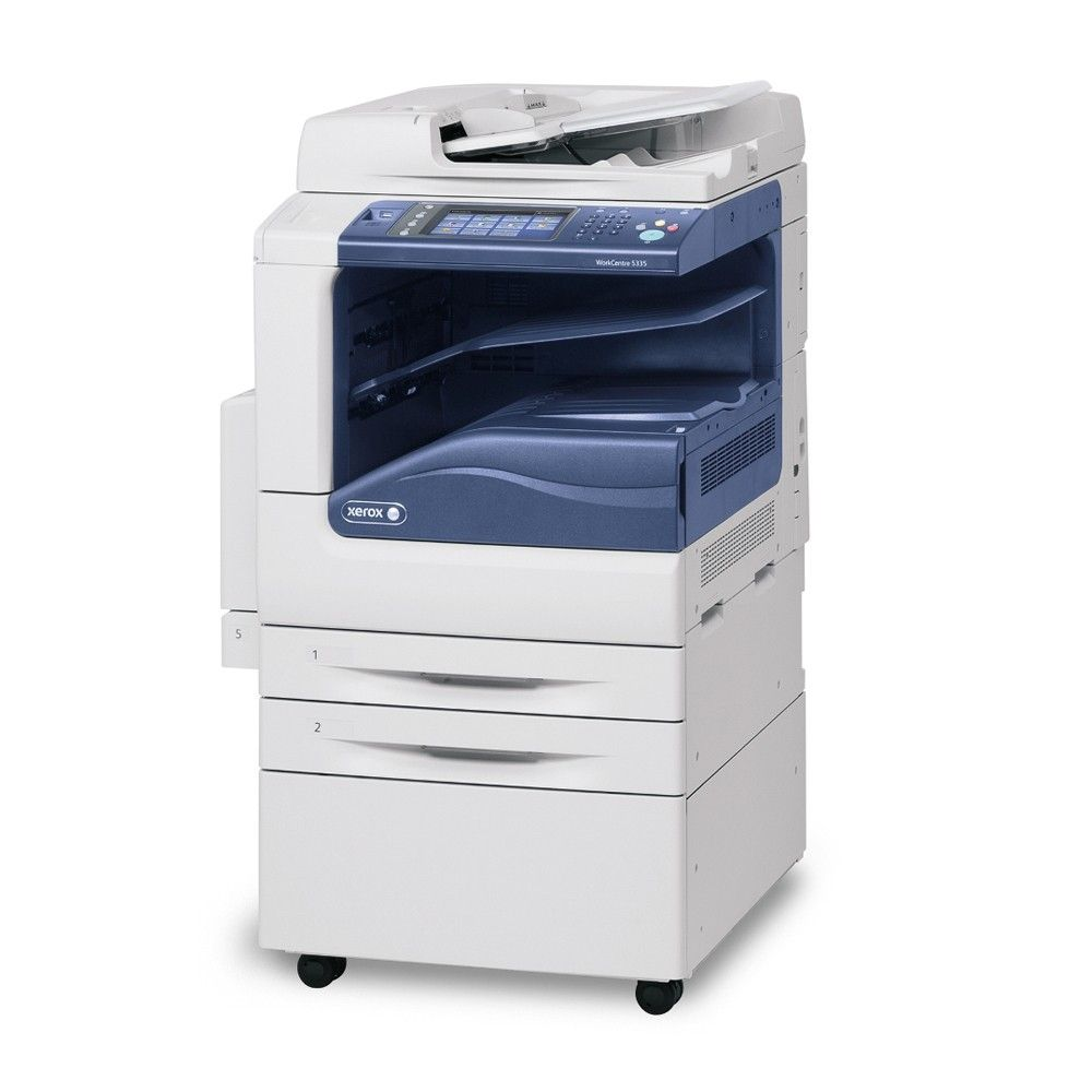 Copiadora monocromática Xerox WorkCentre 5325/5330/5335
