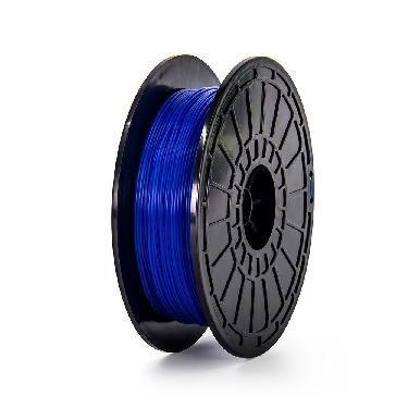 Filamento para impressora 3d pla azul 0,6kg