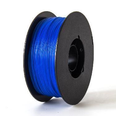 Filamento para impressora 3d pla azul 1kg