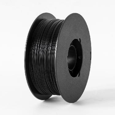 Filamento para impressora 3d pla black 1kg