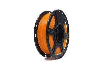 Filamento para impressora 3d pla laranja 0.5kg