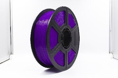 Filamento para impressora 3d pla roxo 1kg