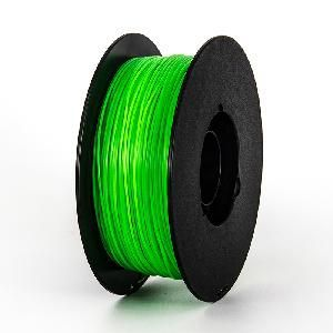 Filamento para impressora 3d pla verde 1kg