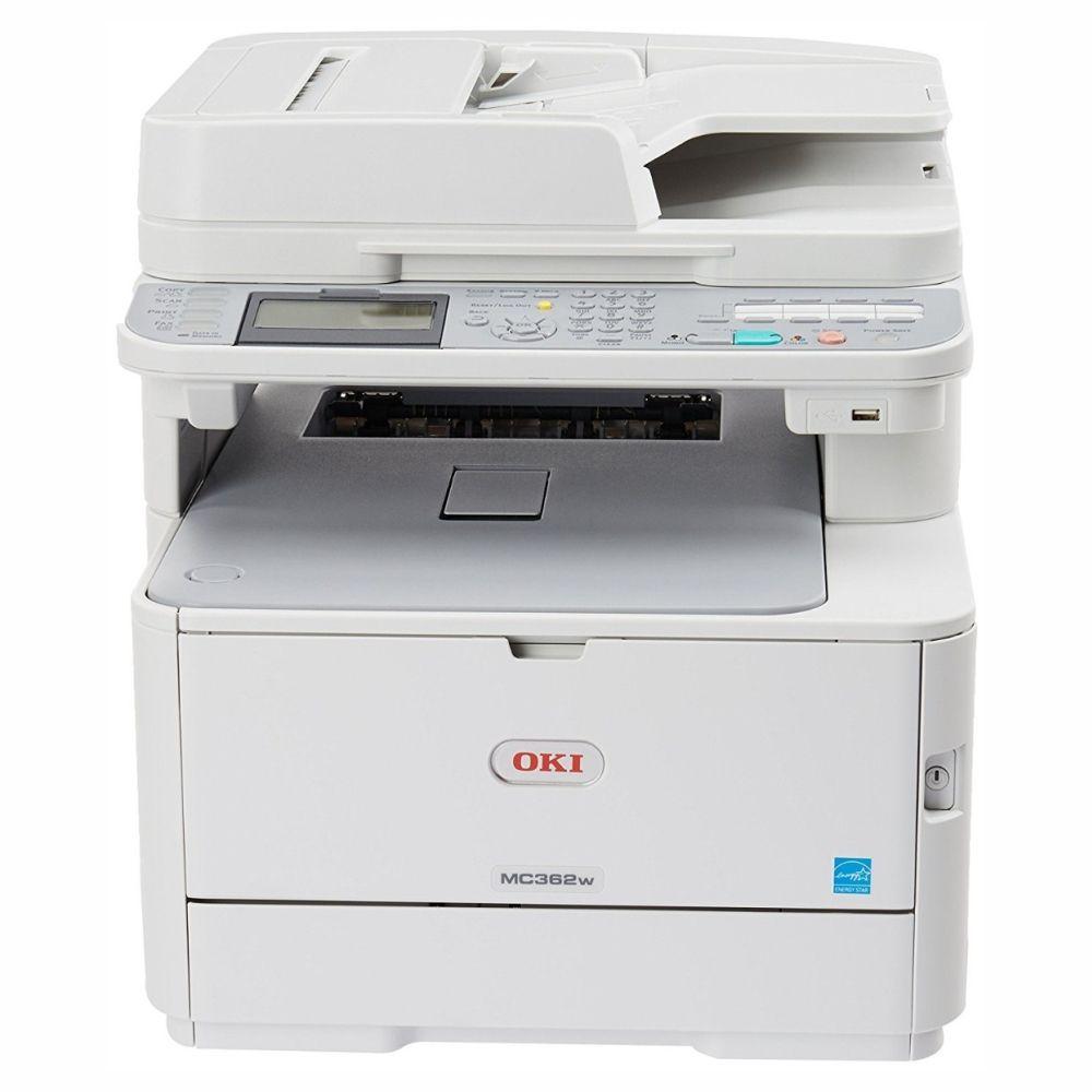 Impressora a Laser Multifuncional Okidata MC361 Color Seminova
