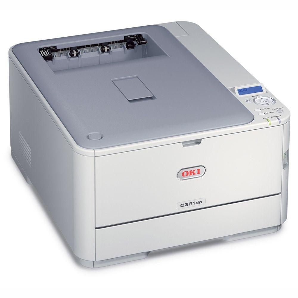 Impressora Color Okidata C331DN Seminova