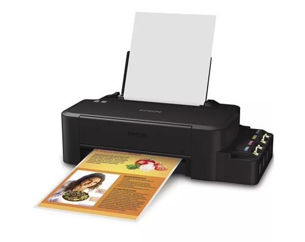 Impressora epson tanque de tinta l120 ecotank - c11cd76201