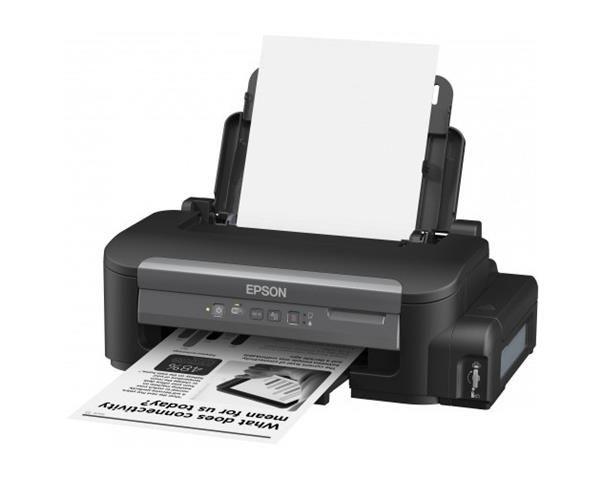 Impressora Epson Tanque de Tinta Monocromatica M105 Ecotank - c11cc85212