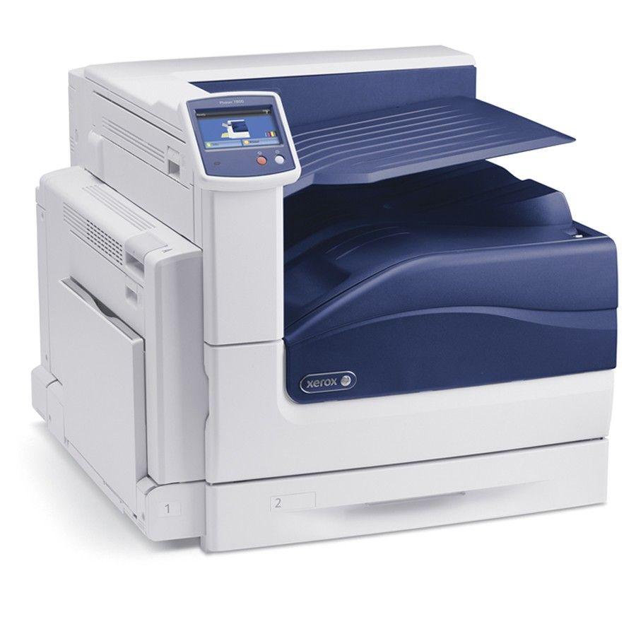 Impressora Laser Color Xerox Phaser 7800 Seminova