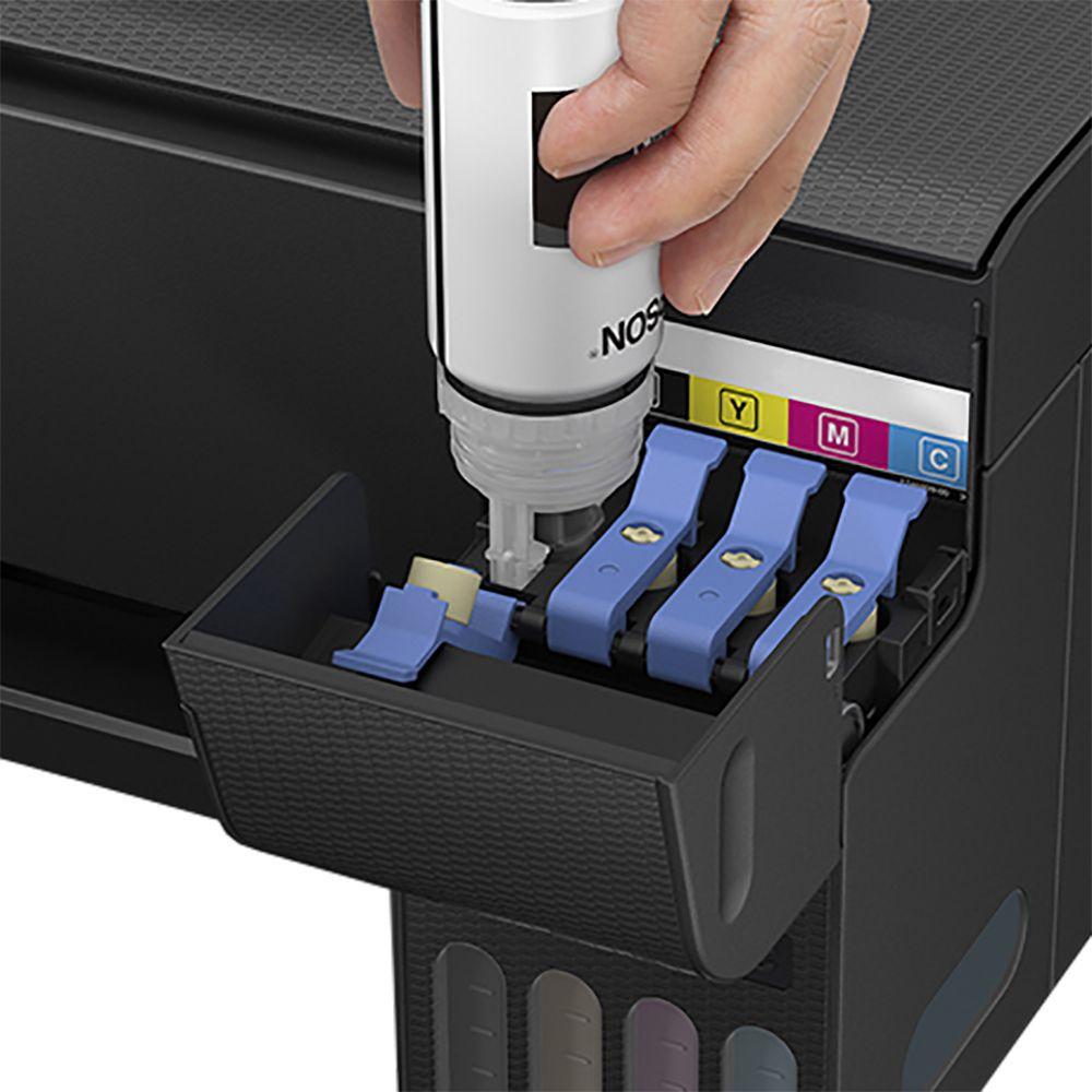 Impressora Multifuncional Epson Ecotank L3150 Wi-Fi Direct