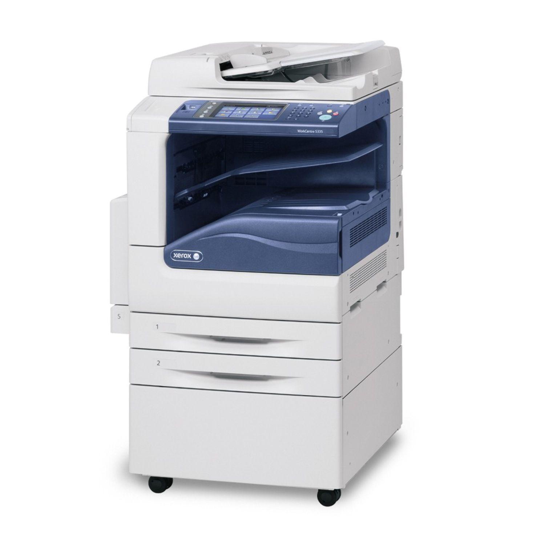 Impressora Multifuncional Monocromática Xerox Worcentre 5335 Seminova