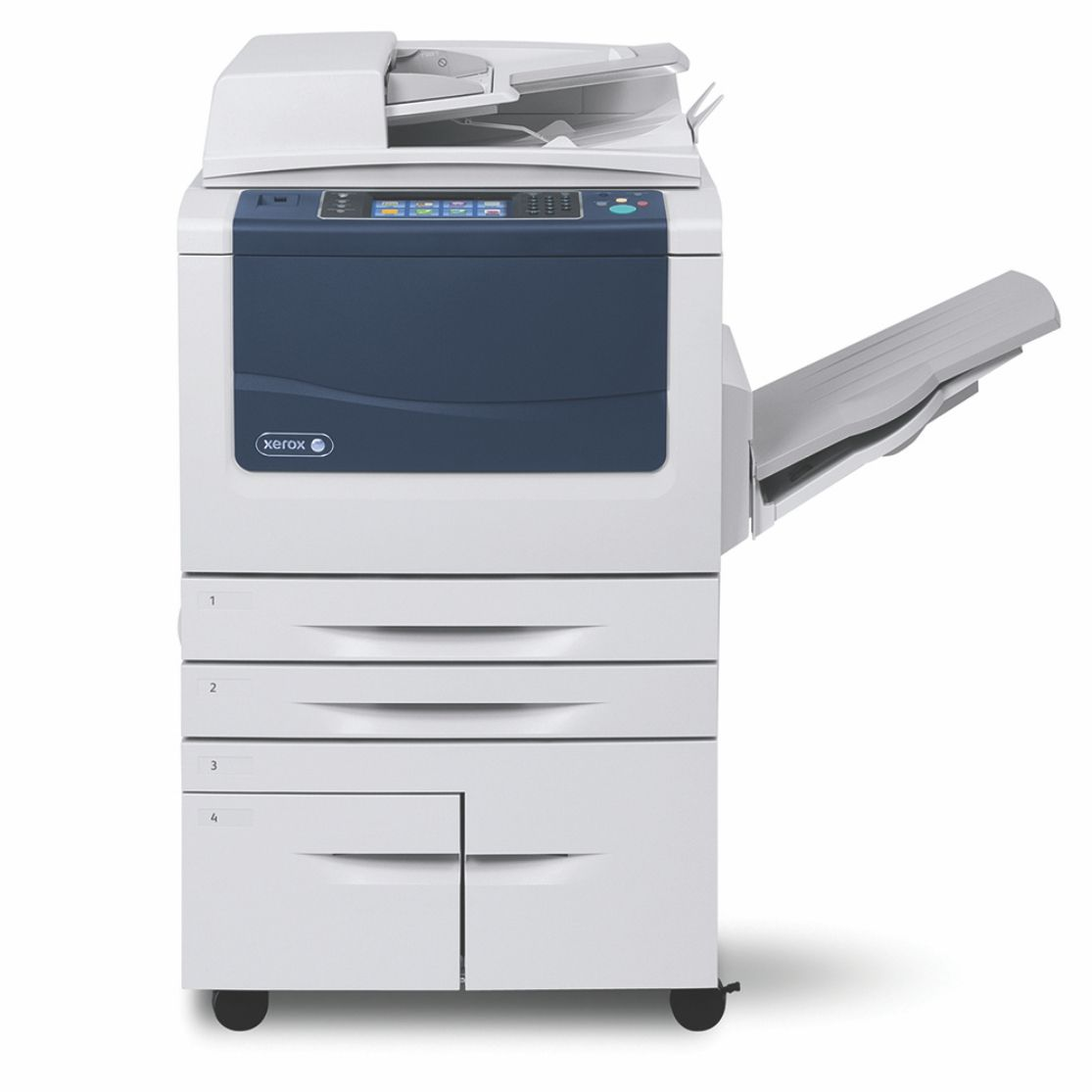 Impressora Multifuncional Monocromática Xerox Worcentre 5890 Seminova