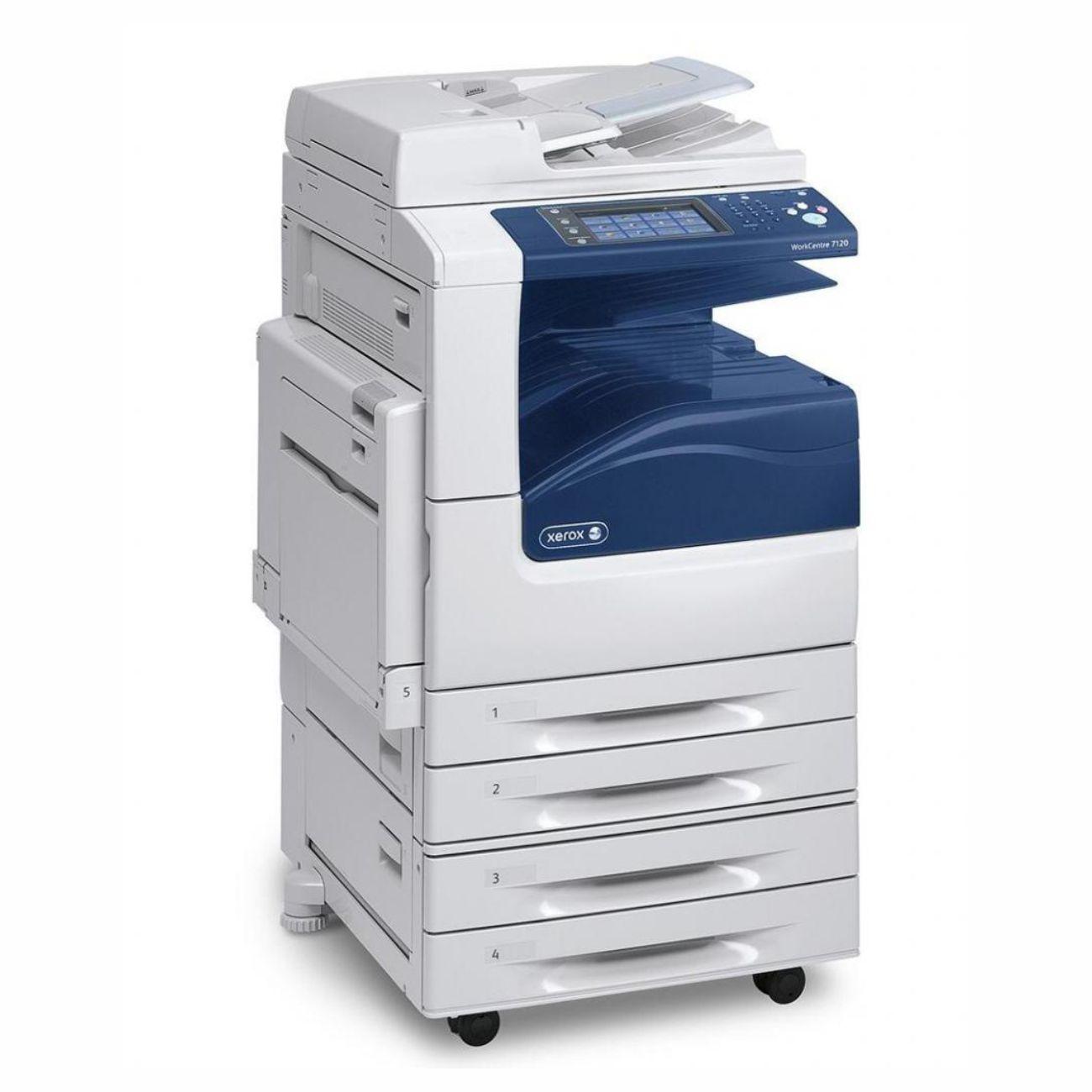 Impressora Multifuncional Monocromática Xerox Workcentre 5955 Seminova