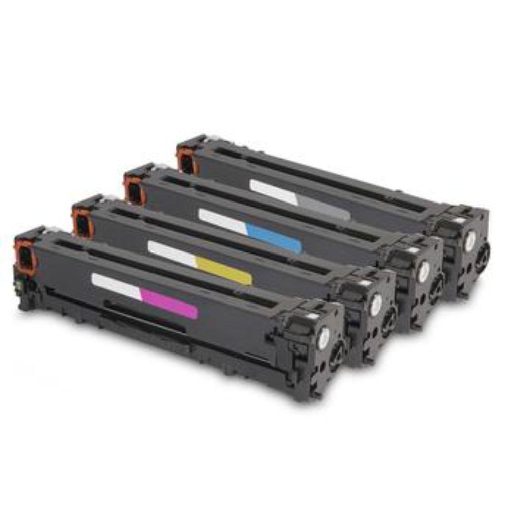 KIT DE TONER COMPATIVEL HP 210A / 211A/ 212A / 213A