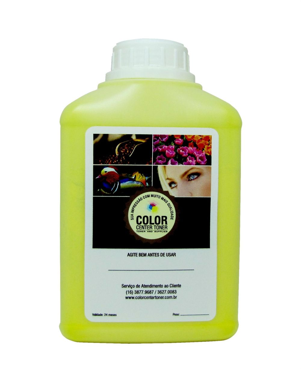 Refil de Toner Minolta 4650 séries Amarelo