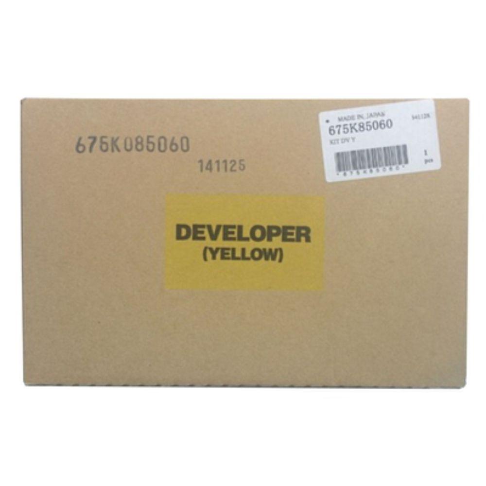 Revelador Original Xerox Phaser 7800 Amarelo