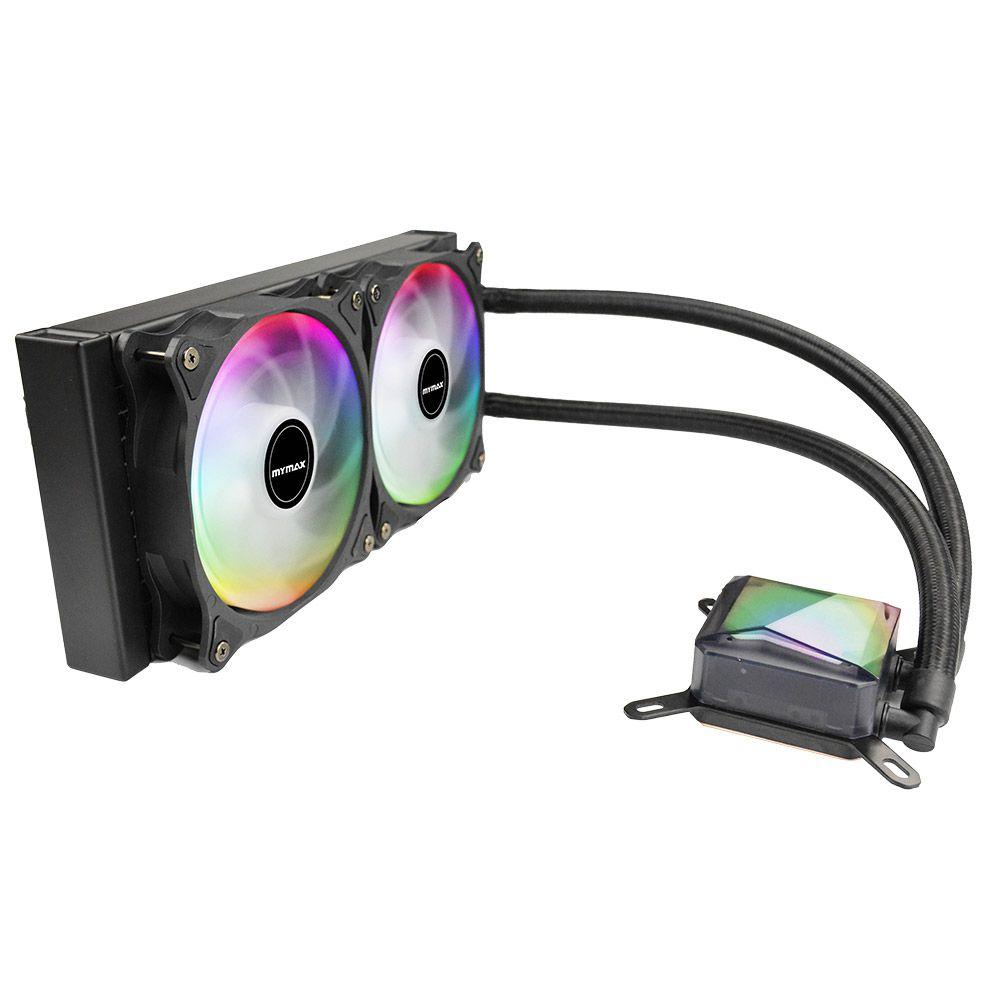 Watercooler Algor 240mm para AMD e Intel LED RGB
