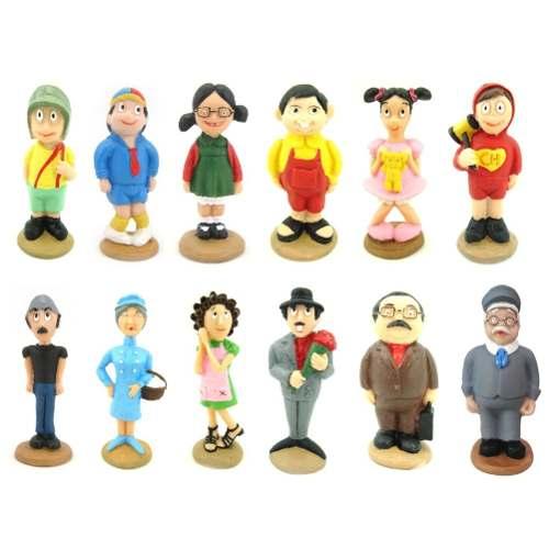 Turma Do Chaves completa Com os 12 personagens