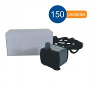 Bomba para aquário e fontes de água submersa 220 l/h Hbo 300 - 150 unidades